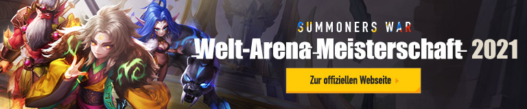 Summoners War Welt-Arena Meisterschaft 2021 Zur offiziellen Webseite