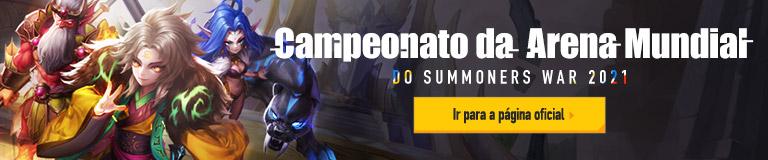 Campeonato da Arena Mundial do Summoners War 2021 Ir para a página oficial
