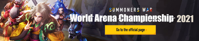 Summoners War World Arena Championship 2021 Go to the official page